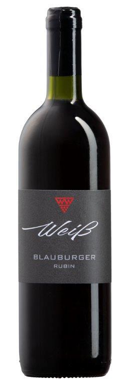 Wein vom Winzerhof Weiß: Blauburger
