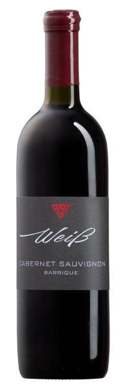Wein vom Winzerhof Weiß: Cabernet Sauvignon barrique