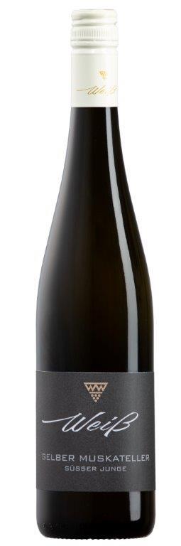 Wein vom WInzerhof Weiß: gelber Muskateller