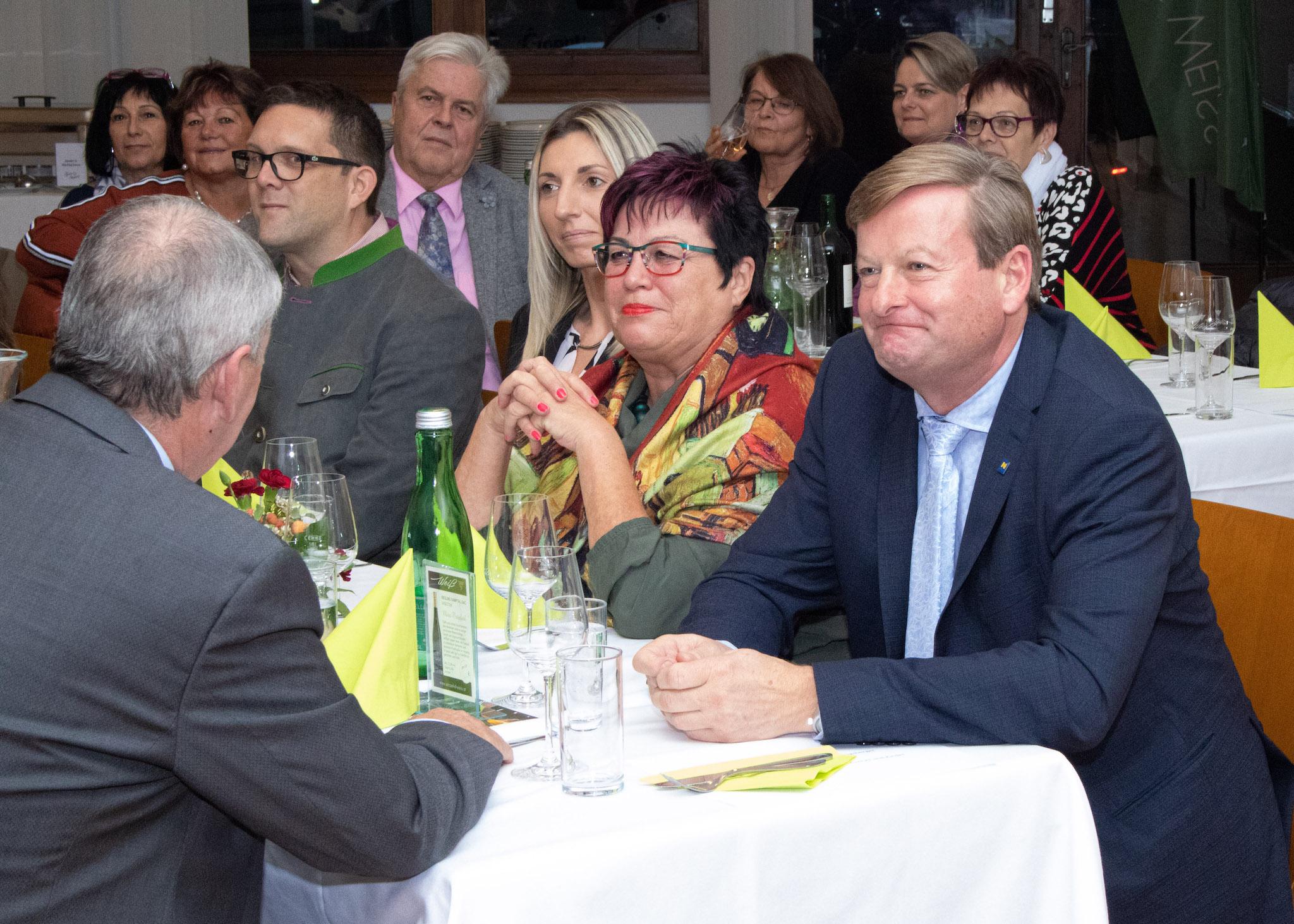 Weintaufe 2019 Gaeste Winzerhof Weiss